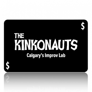 The Kinkonauts gift card